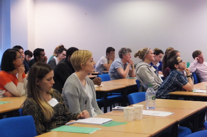 Glasgow peer review workshop